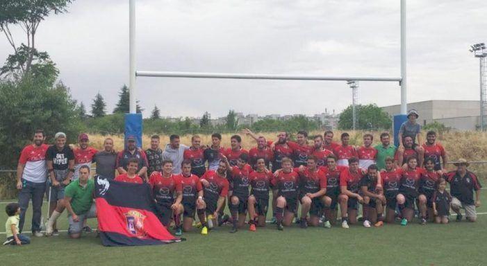 Rugby: CR Majadahonda disputará la final masculina en Granada, triunfa en rugby seven femenino y lucha por el ascenso