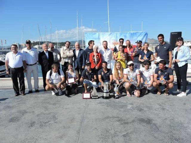 """Vela: la prensa deportiva destaca a la majariega Rocío Coello en el Trofeo S. M. El Rey: """"fue la que mejor lo hizo"""""""