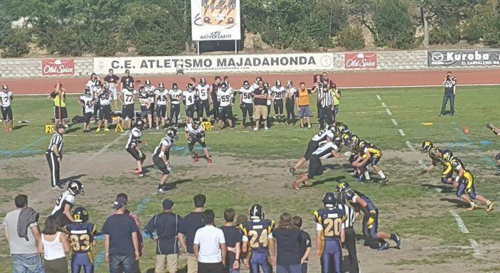 Fútbol americano: Wildcats Majadahonda cae frente a los Black Demons de Las Rozas en la final cadete (68-38)