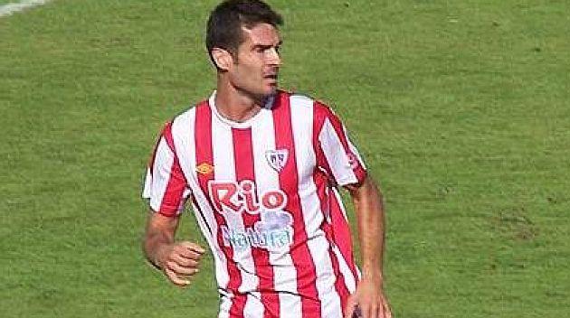 """El goleador Gerardo Berodia, """"el Aduriz madrileño"""", primer fichaje del Rayo Majadahonda"""
