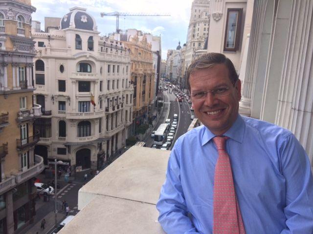 """Alberto San Juan (PP Majadahonda): """"estoy preparado para lo que el partido me diga"""""""