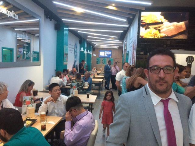 La franquicia joven y multicultural Cosmopolitan abre al final de la Gran Vía de Majadahonda