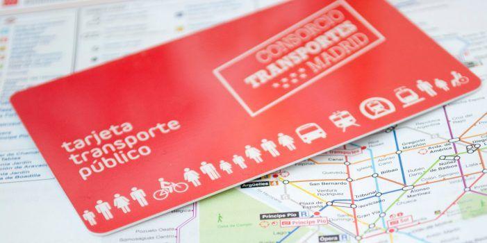 """7.700 jóvenes utilizan el """"abono transporte"""" desde Majadahonda por 20 €"""
