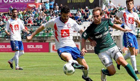 Aitor Núñez se va del Rayo Majadahonda y firma 2 temporadas por el Lleida