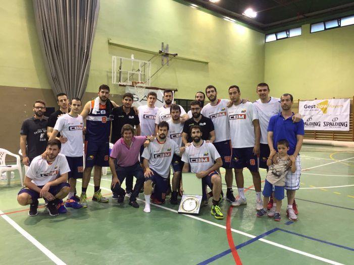 Baloncesto: CB Majadahonda cuarta clasificada en la Final 4 pese al esfuerzo de sus jugadores
