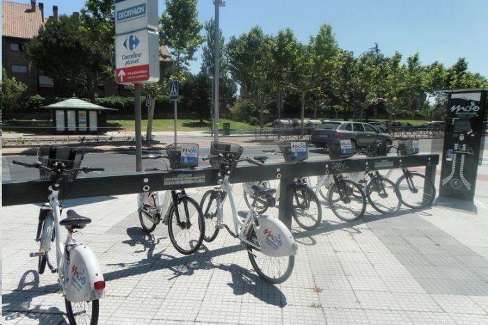 """La concejala Africa Sánchez suspende el servicio de bicicletas (1,1 M€) """"tras las quejas de los usuarios"""""""