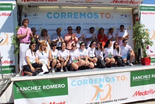 Puerta de Hierro Majadahonda reúne a más de 1.000 corredores para luchar contra el cáncer de pulmón