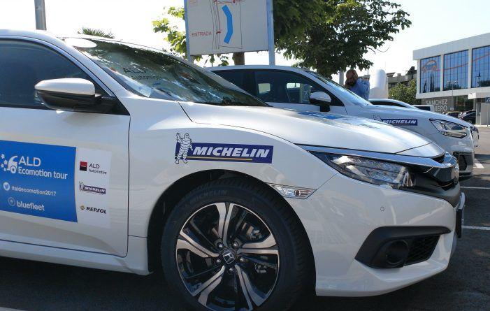 "Automovilismo: ALD Automotive celebra su décima ""carrera ecológica"" desde Majadahonda"