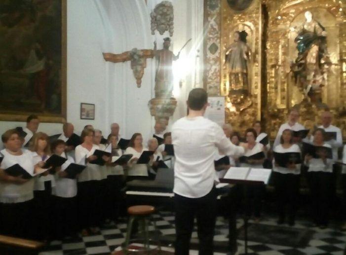 El coro Garoé de Majadahonda triunfa en Córdoba a pesar del asfixiante calor de 36º