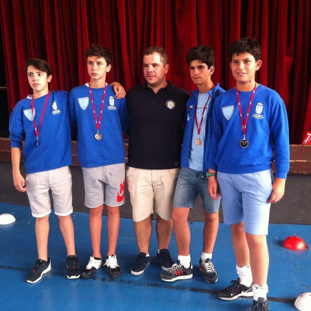 Esgrima: El florete de Luis Díaz (Majadahonda) conquista el oro en el campeonato de Madrid