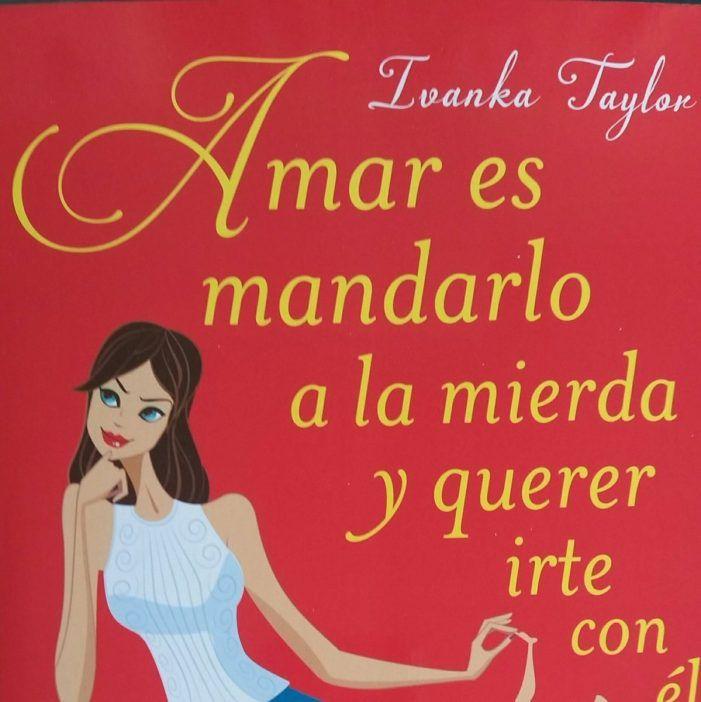 La escritora de éxito Ivanka Taylor es de Majadahonda y publica su segunda novela