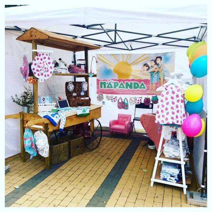 Mapanda (Majadahonda) celebra las 200 visitas a su stand en el Mercado de Diseño