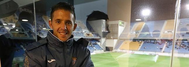 """Ñoño: """"Voy al Logroñés para tener incluso más éxitos que en el Rayo Majadahonda"""""""
