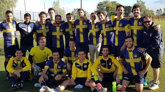 Fútbol: Puerta de Madrid (Majadahonda) se lleva la Copa en cadetes