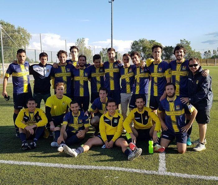 """Fútbol: Sube """"merecidamente"""" el Majadahonda Afar 4, baja el Puerta de Madrid y K2 no asciende"""