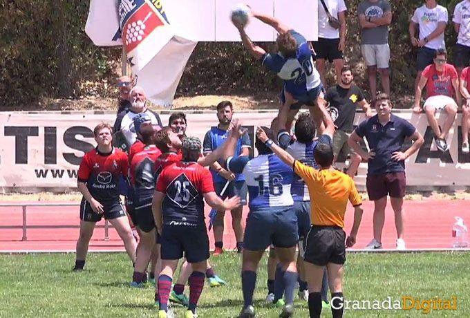 """Rugby: CR Majadahonda """"sembró el miedo"""" ante el Granada pero no pudo llevarse el ascenso"""