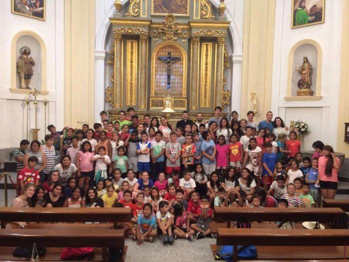 Santa Catalina (Majadahonda) acoge un campamento para 100 niños 1 semana por 5 €