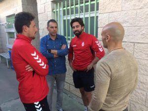 """Chema"" Rico (Rayo Majadahonda) ante la final de Copa Juvenil: ""Guti tiene la ventaja de la experiencia"""