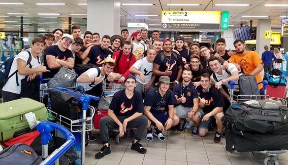 Fútbol Americano: los juniors de Majadahonda vencen a Holanda en el Pre Europeo pero caen ante Alemania