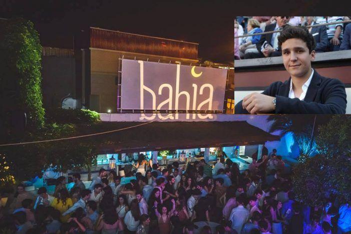 """Froilán, """"rey de la noche"""", pone de moda la discoteca """"Bahía"""" de Majadahonda"""