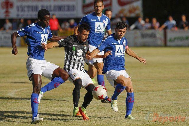 """Rayo Majadahonda continua """"enchufado"""" la pretemporada y gana al Burgos (0-1)"""