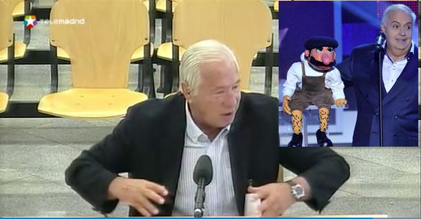 Romero de Tejada no recaudaba en Majadahonda: financiaba en Madrid el humorista José Luis Moreno