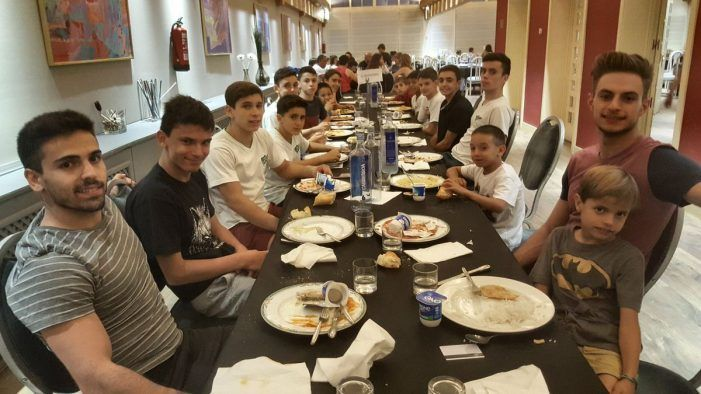 Gimnasia: Tallón y EGM Majadahonda se traen medallas y experiencia de Valladolid
