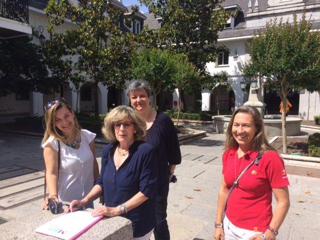 "Julia Bachiller y la libertad de prensa: ""MJD Magazin no debe servidumbre a ningún político"""