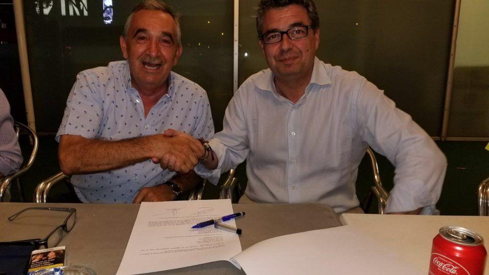 El concejal de Cs Antonio Rodríguez elegido por unanimidad presidente del Majadahonda Afar 4 de futbol sala femenino