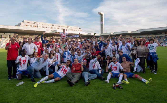 Real Madrid, At. Madrid, Celta, Coruña y Valladolid jugarán con Rayo Majadahonda en 2ª B