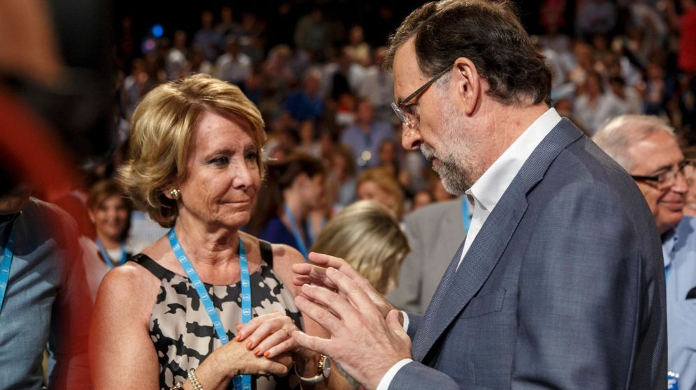 """Rajoy: """"Lapuerta me dijo que (Gürtel) estaba usando el nombre del PP en Majadahonda"""""""