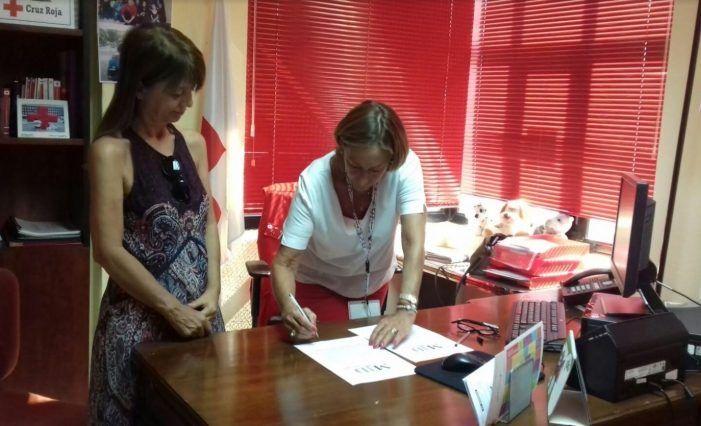 """Cruz Roja Majadahonda sobre MJD Magazin: """"es una buena plataforma informativa para que la gente acuda a nosotros"""""""