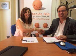 Lucía del Prado y J. Federico Martínez (MJD)