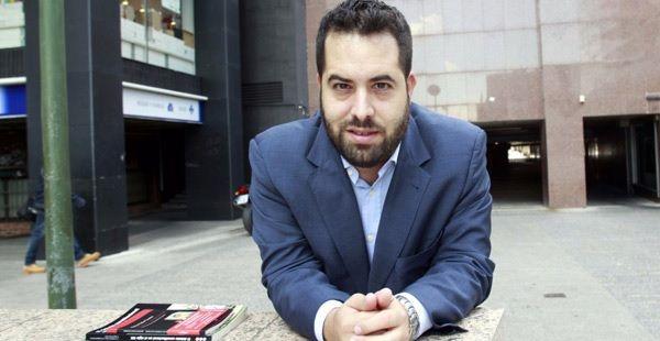"""Fran Carrillo acude a Majadahonda para explicar """"El Porqué de los Populismos"""""""
