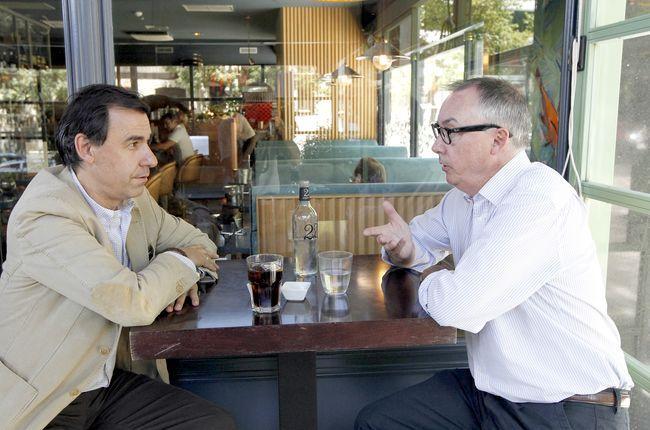 """Zacarías M.-Maíllo (PSOE): """"Con mi hermano comparto todo menos la política de Majadahonda"""""""