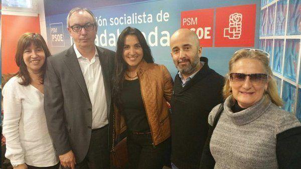 """El PSOE lleva el """"no es no"""" de Pedro Sánchez al recurso de las escuelas de Majadahonda"""