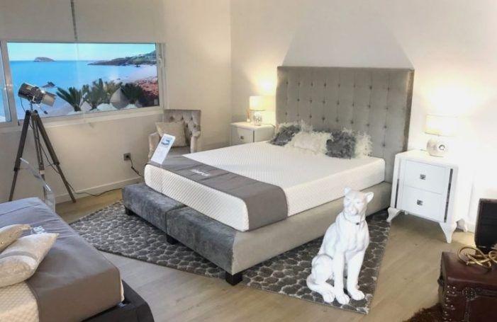 """Los colchones y almohadas de lujo """"Tempur Sealy"""" se expanden a Marbella desde Majadahonda"""