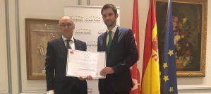 La Marquesa de Urquijo premia al bufete Sánchez-Iniesta Abogados de Majadahonda