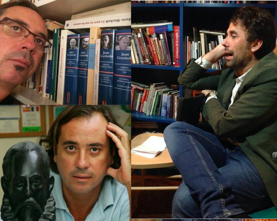 """Luis Alemany entrevista a Federico Utrera: """"si fuera guionista de cine buscaría tu libro: hay 20 películas dentro esperando""""."""