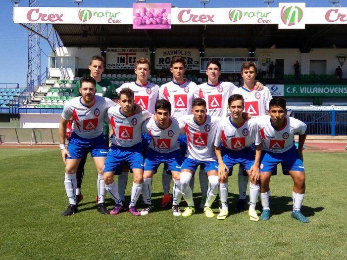 Fútbol Juvenil: Rayo Majadahonda se lleva el Trofeo del Villanovense frente a Córdoba y Almendralejo