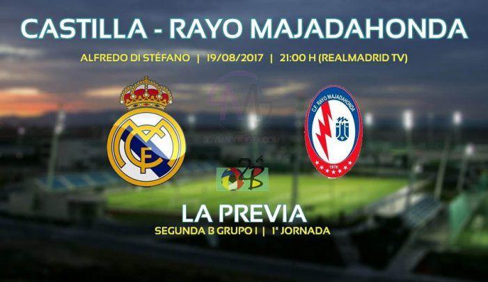 Solari convoca en el Real Madrid-Castilla a sus ex jugadores del Rayo Majadahonda