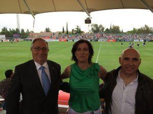 Fútbol: La investigación sobre Villar alcanza a Majadahonda y al ex presidente Vicente Temprado