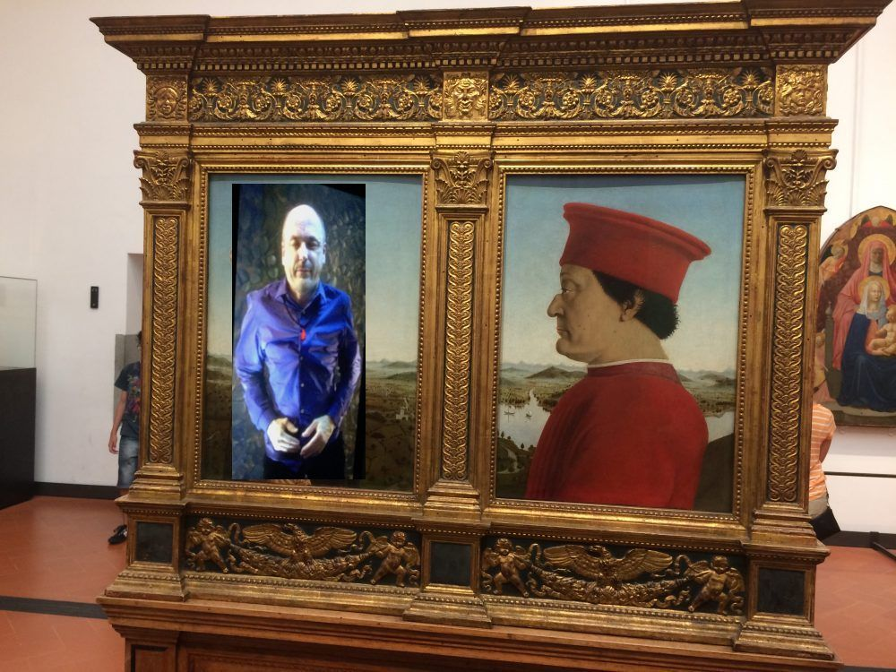 """El """"invisible"""" triunfo de Bill Viola en Florencia durante el verano de 2017"""