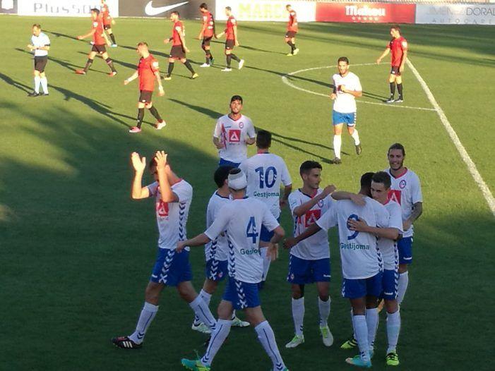 Rayo Majadahonda lo tuvo todo ante el Mallorca y se quedó sin nada (2-3)