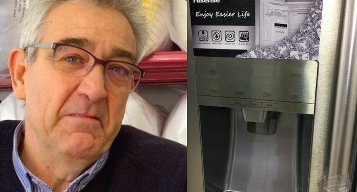 Los consejos de Fernando Romero sobre el frigorífico en verano: donde colocar los alimentos y cuando descongelar