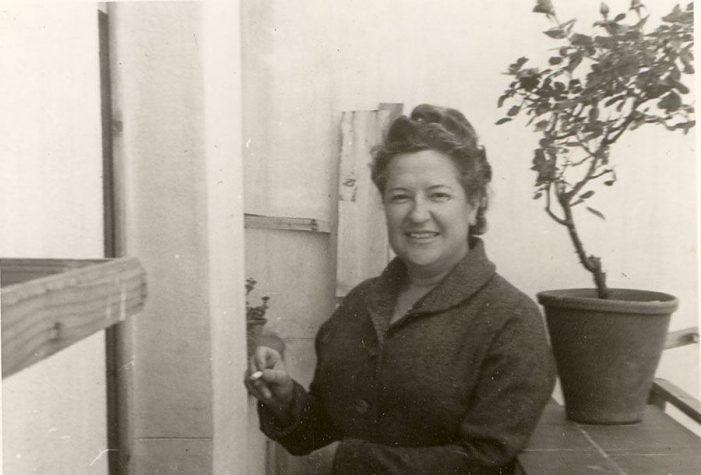 """Italia recuerda el 110 aniversario del nacimiento de la """"majariega"""" Carmen Conde"""