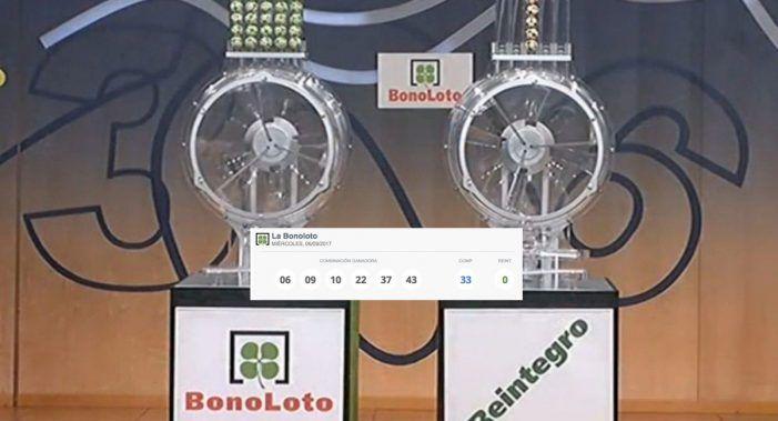 Un apostante de Majadahonda se lleva 51.000 euros con la bonoloto