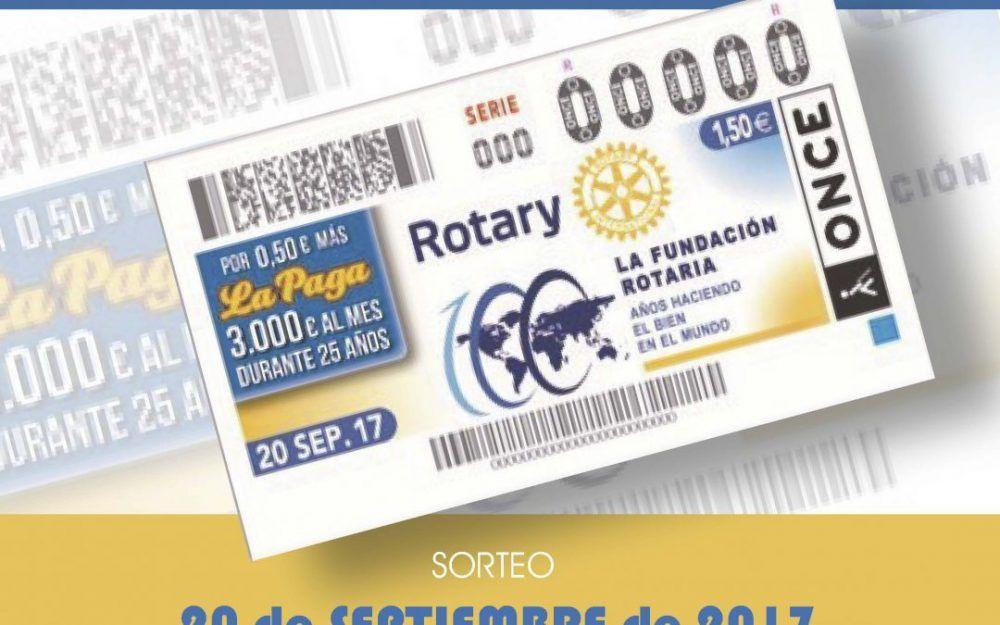 Cuponazo: Rotary Majadahonda y ONCE reparten 55 premios de 35.000 euros