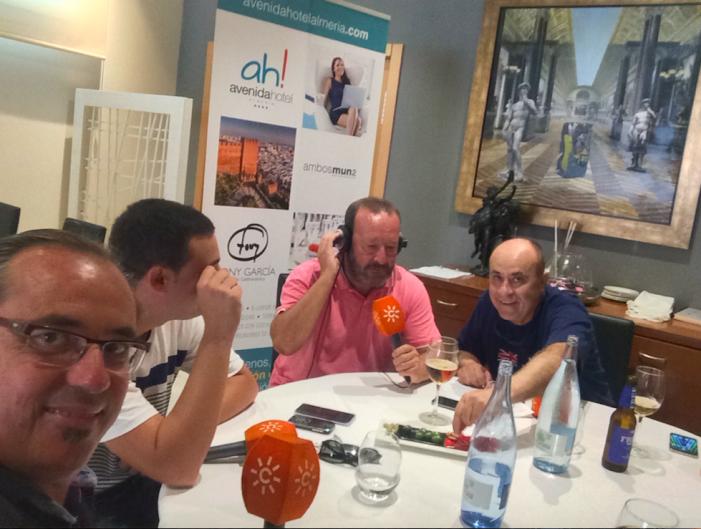 """Fútbol: Federico Utrera analiza en """"La Jugada"""" de Canal Sur Radio la 2ª A y B"""