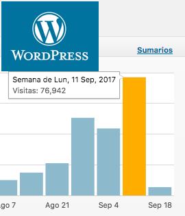 Nuevo récord de Majadahonda Magazin: 77.000 visitas en las Fiestas 2017 y ya lleva 160.000 en septiembre